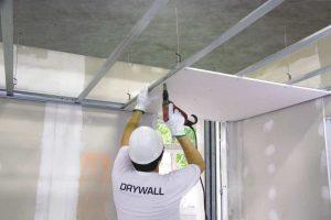 perguntas frequentes sobre drywall