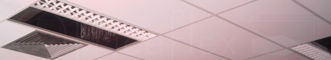Aplicação do forro de PVC