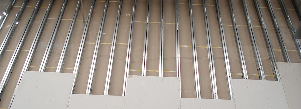 revestimento drywall