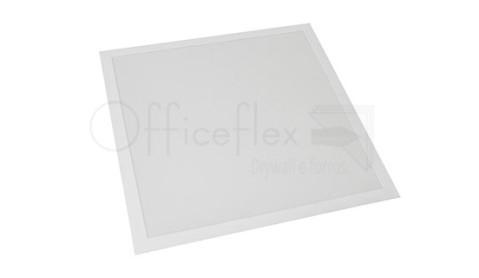 Painel de Led Retangular 625 x 320mm – 24W – Luminária