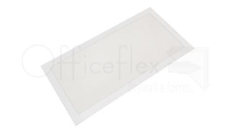 Painel de Led Retangular 625 x 320mm – 24W – Luminária 1
